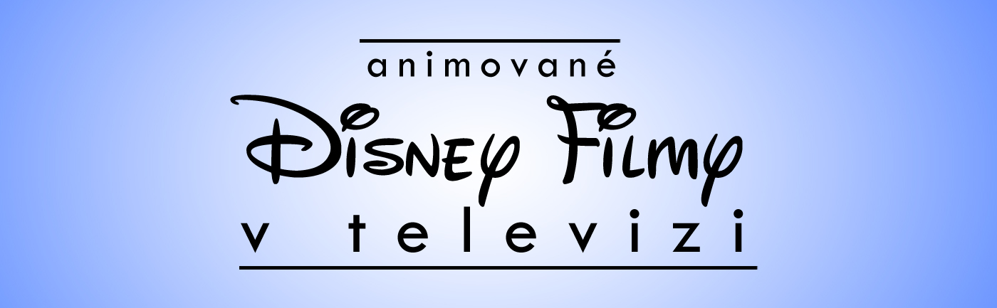 disney filmy v tv