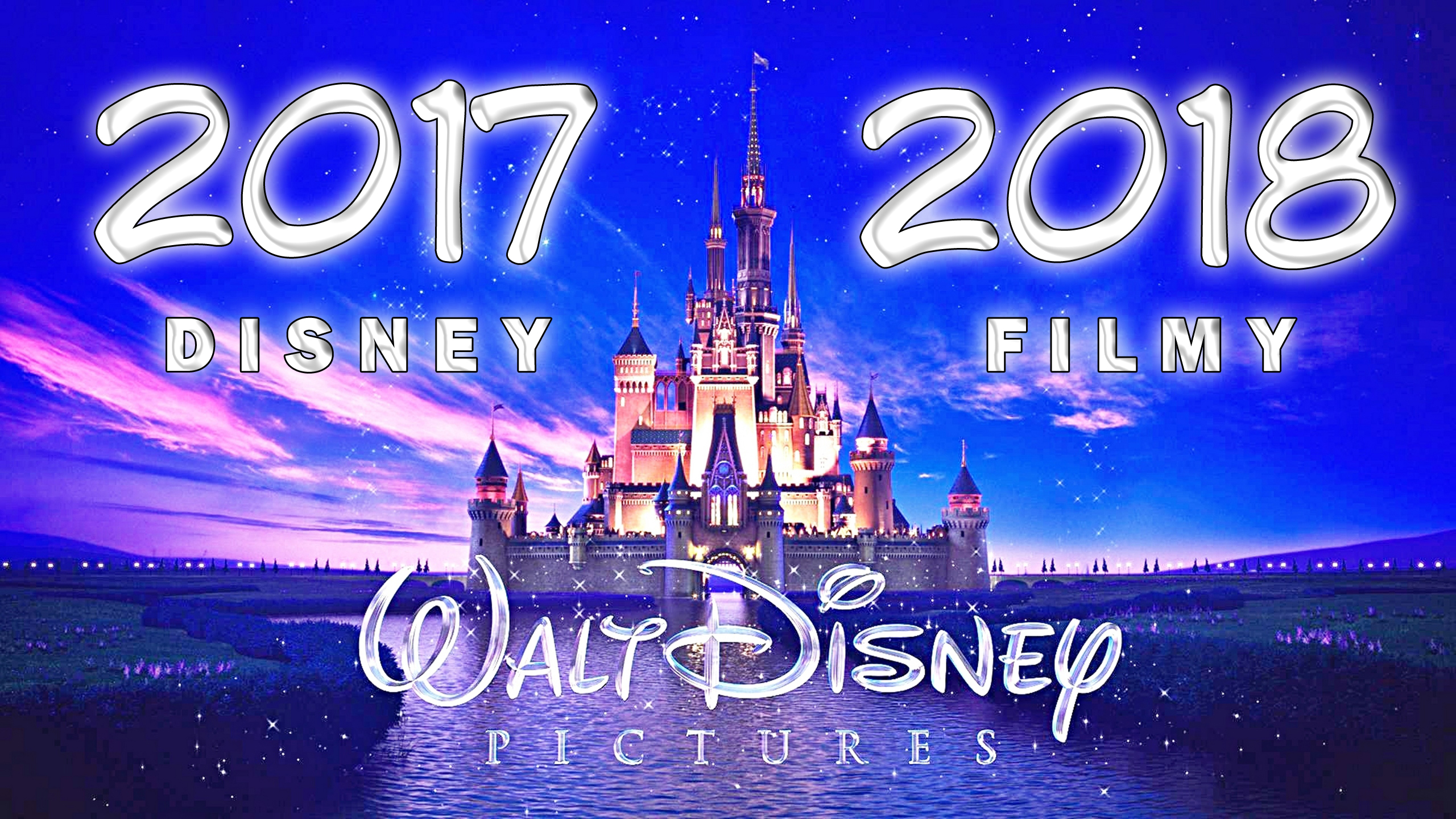 Disney filmy 2017 2018