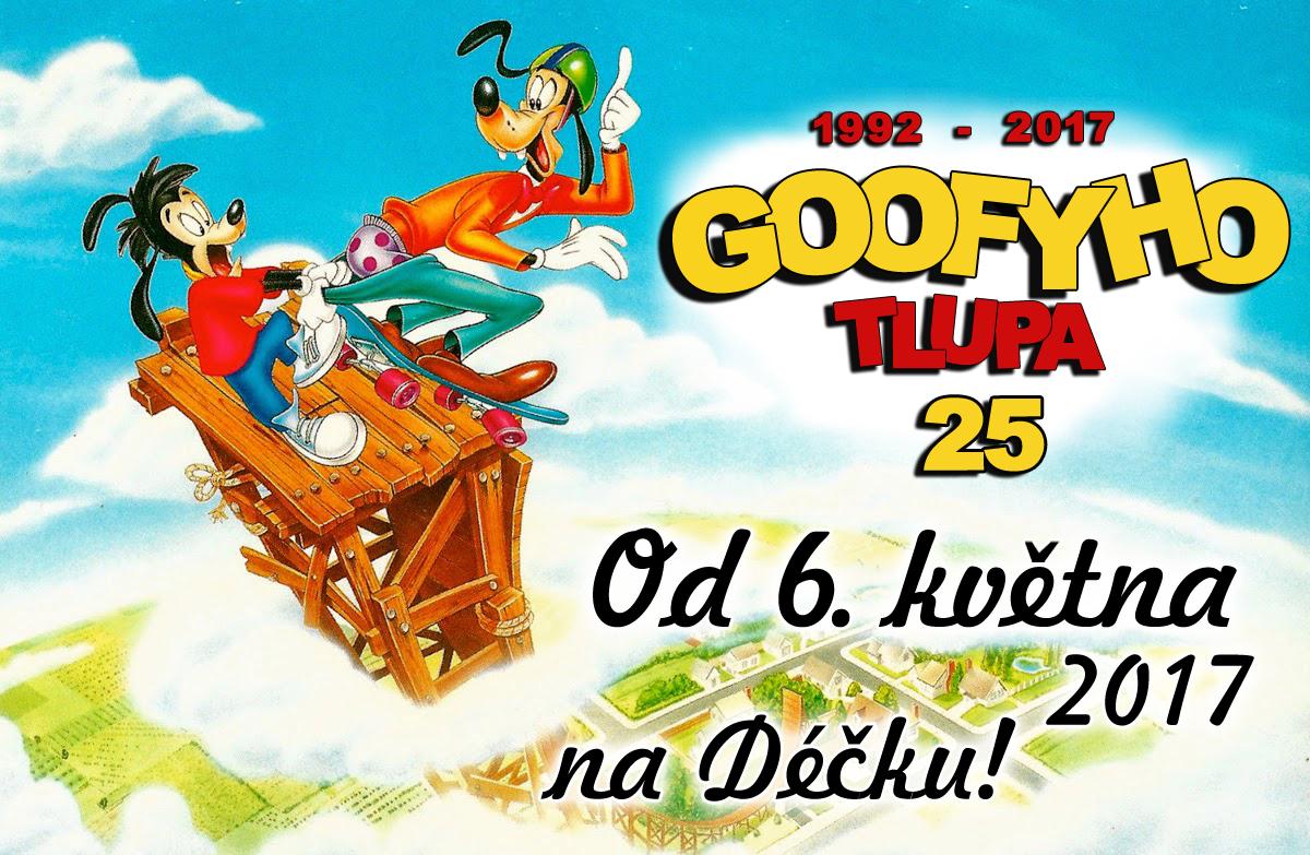 Goofyho tlupa 2017