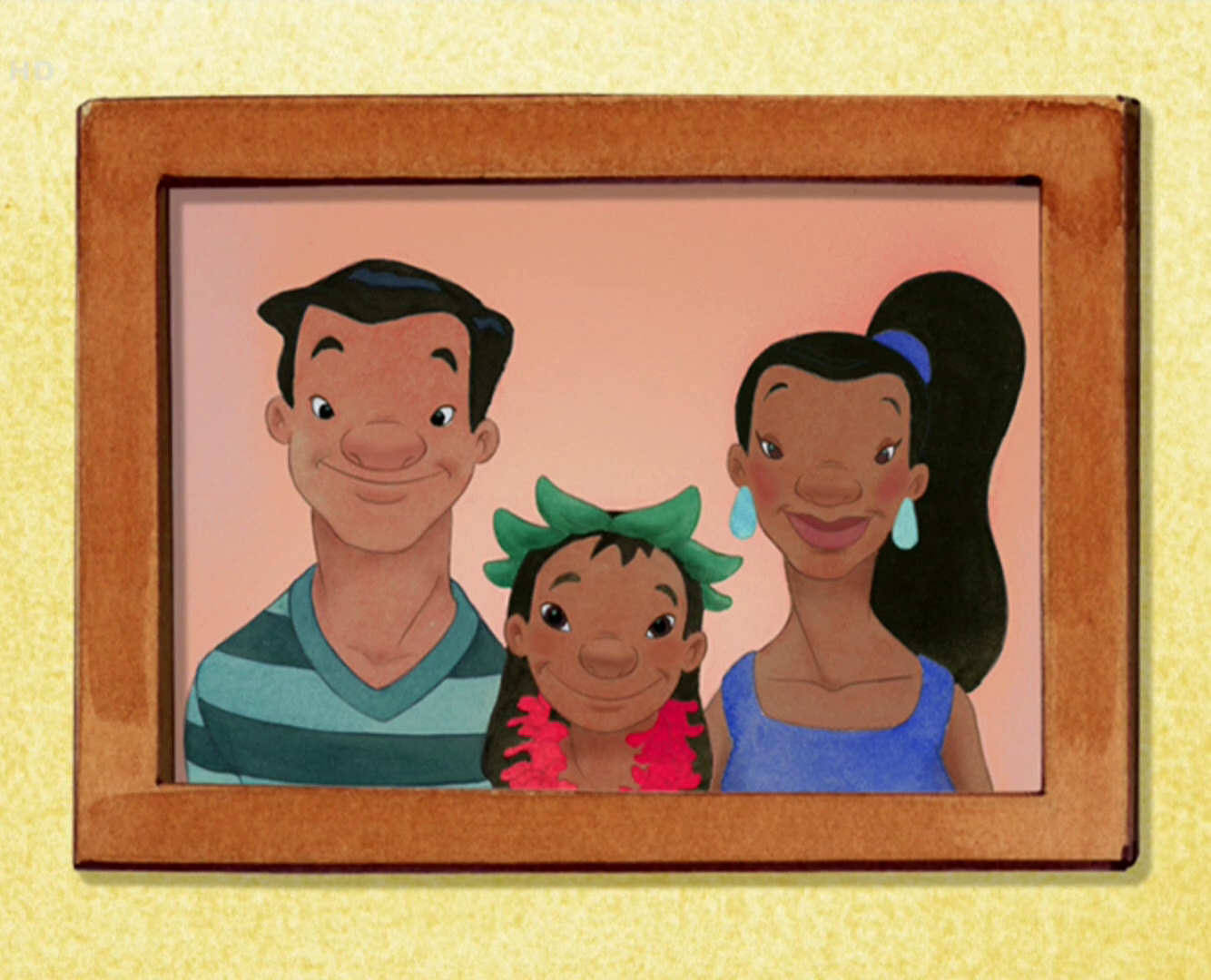 Rodiče Lilo