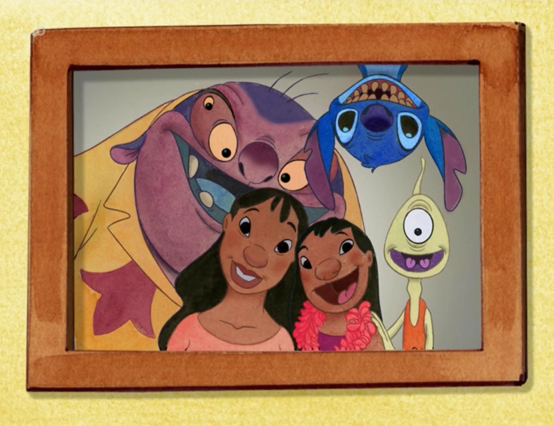 Současná rodina Lilo