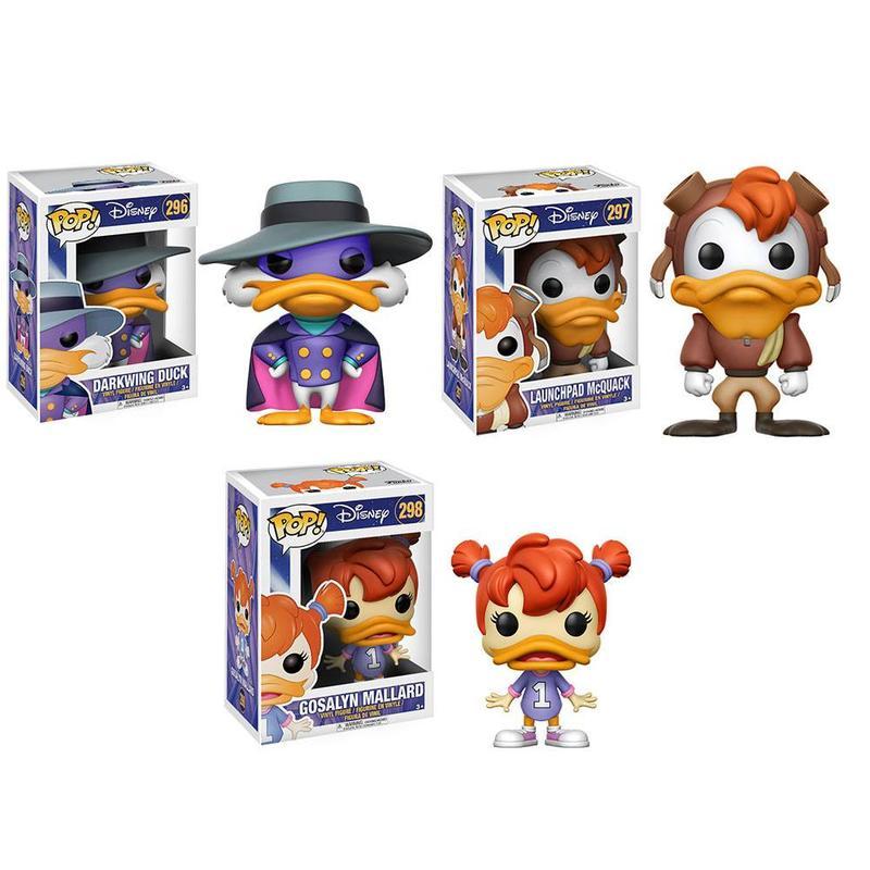 Pop figurky Detektiv Duck Kačer kabrňák