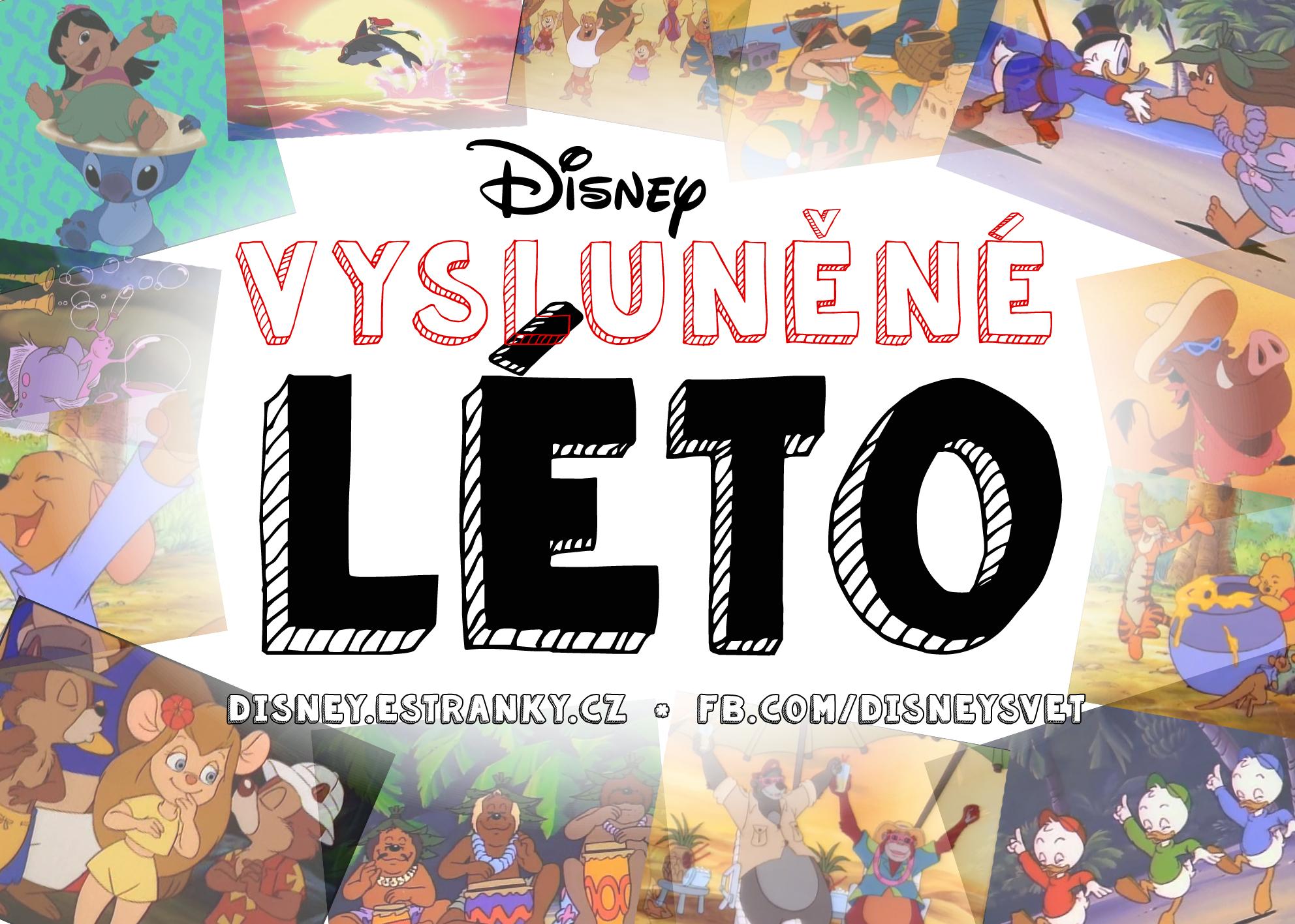 Disney léto 2017