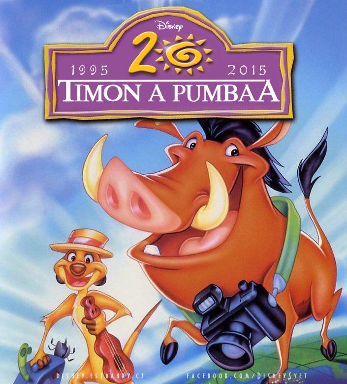 20-výročí-timon-a-pumbaa